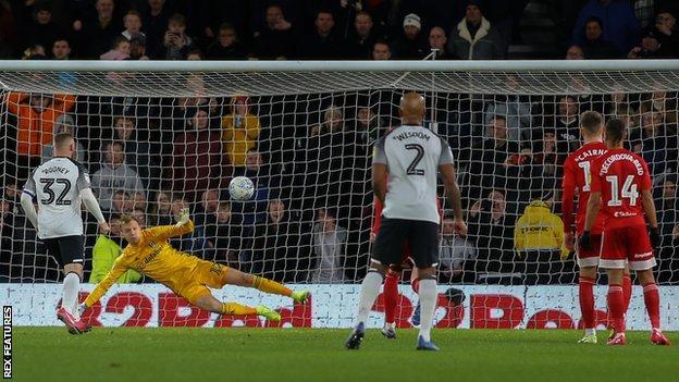 Wayne Rooney's Panenka penalty