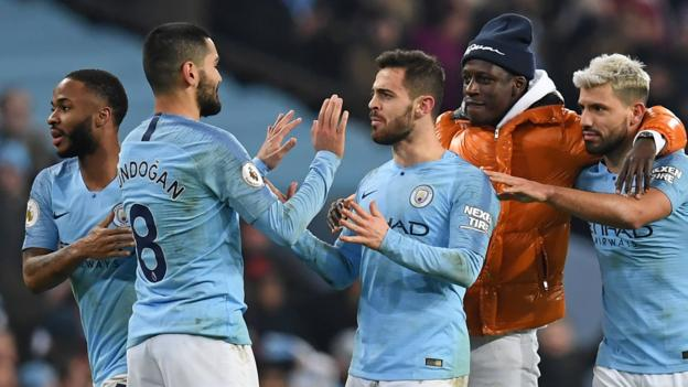 Man City 2-1 Liverpool: Champions show substance as well as style in key victory thumbnail
