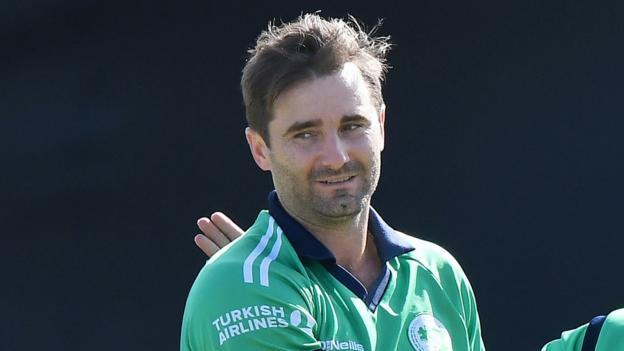 Ireland v Afghanistan: Irish win second Stormont ODI by three wickets thumbnail