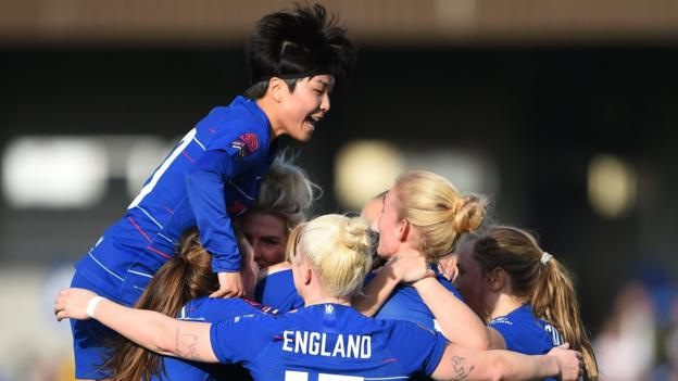 Women's FA Cup quarter-final draw: Chelsea play Durham, Man City face Liverpool thumbnail