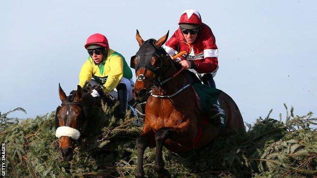 Tiger Roll won the National in 2019