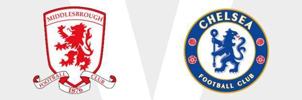 Middlesbrough v Chelsea