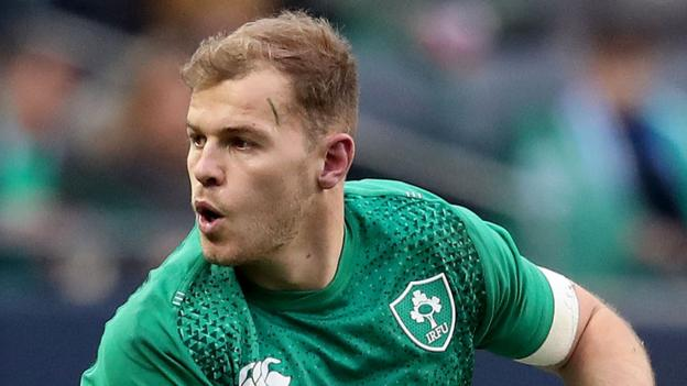 Ireland's Addison starts at full-back in Cardiff