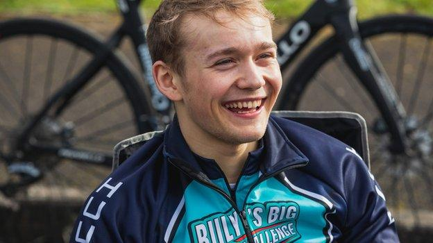 Billy Monger's Big Red Nose Challenge