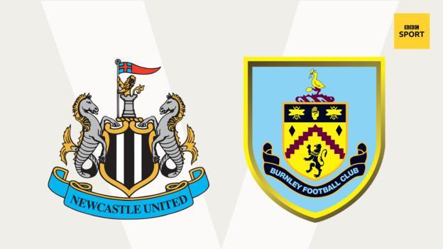 Newcastle v Burnley