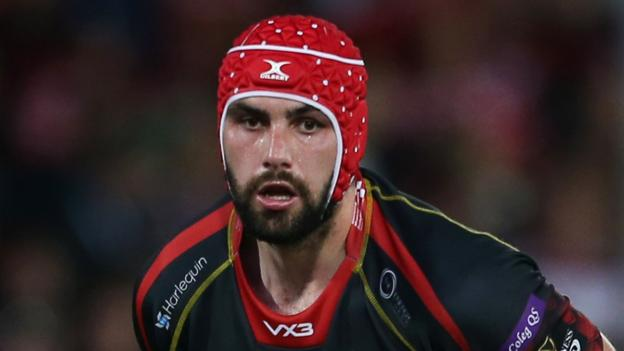 European Rugby Challenge Cup: Dragons v Northampton Saints - BBC Sport