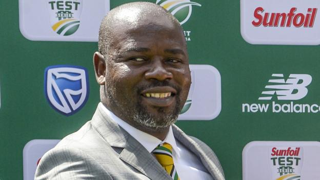Thabang Moroe: Cricket South Africa suspends chief executive thumbnail