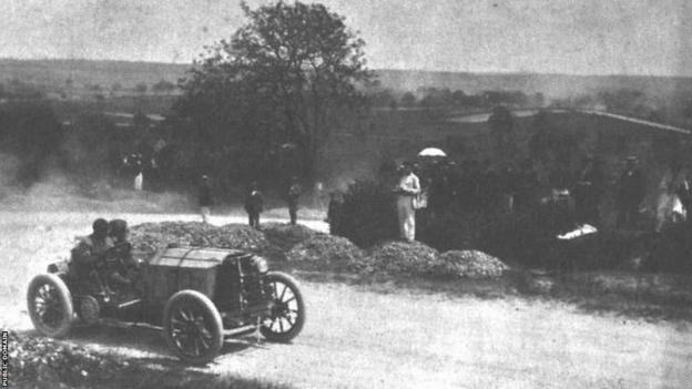 1903 Paris to Madrid race
