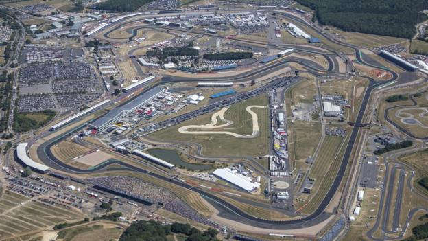 British Grand Prix: New Silverstone deal expected to be announced thumbnail