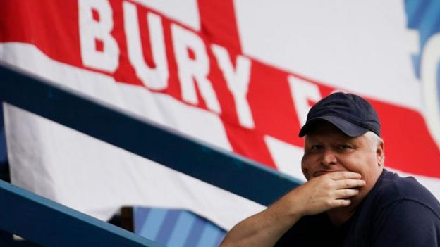 Bury and Bolton Wanderers in crisis: 'Football teams are our collective history' thumbnail