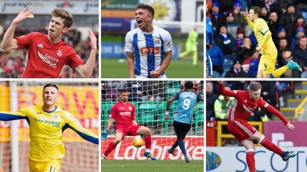 Pundits pick season's best Scottish Premiership goals