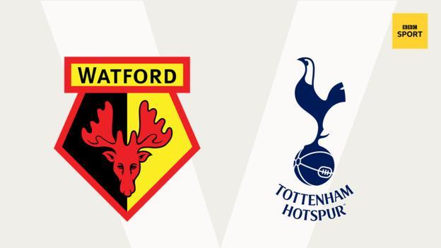Watford v Tottenham