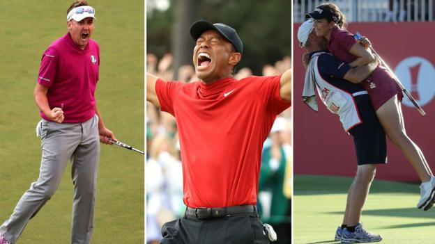 Medinah, Woods & Olympic gold - 10 highlights of the golfing decade thumbnail