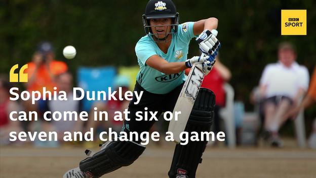 Sophia Dunkley