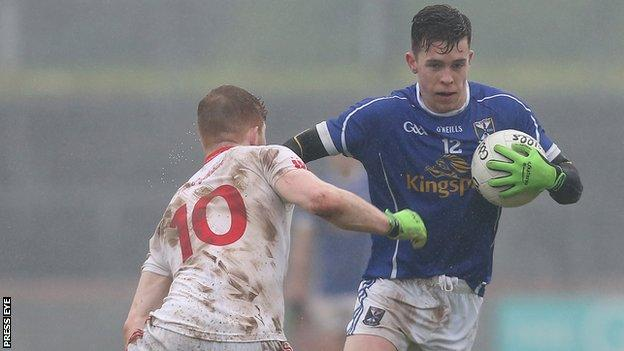 Tyrone beat Cavan by two points