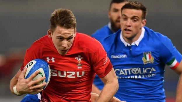 Six Nations: Wales beat Italy 26-15 to equal record run of victories thumbnail