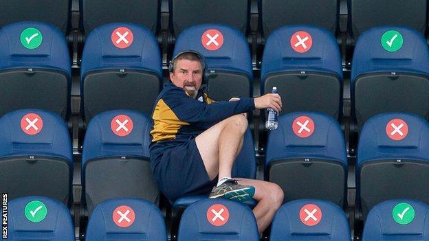 Hull KR boss Tony Smith