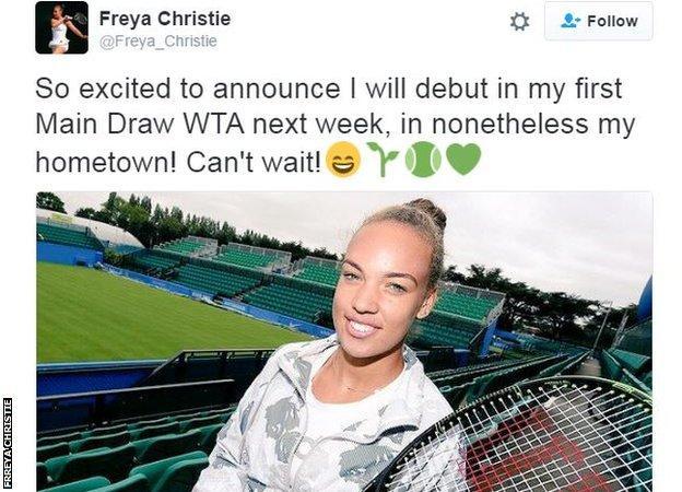 Freya Christie