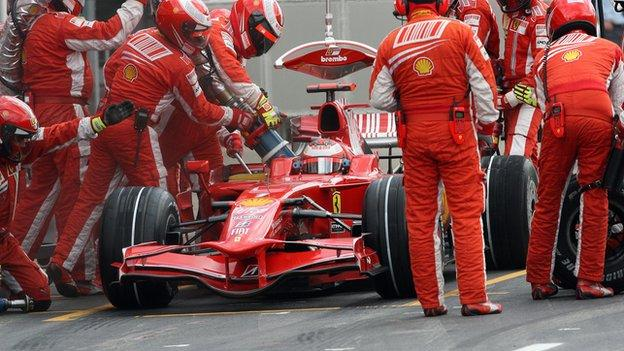 Formula 1: Refuelling return to be discussed thumbnail