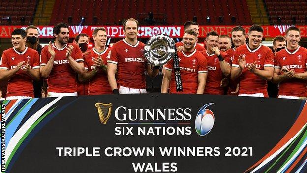 Wales claimed a 22nd Triple Crown on Saturday