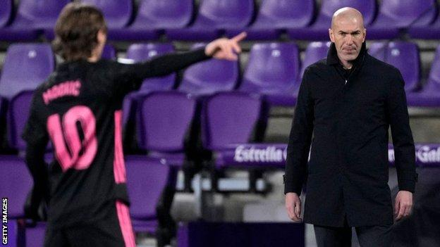 UCL Preview (2021): Real boss Zidane will not risk players