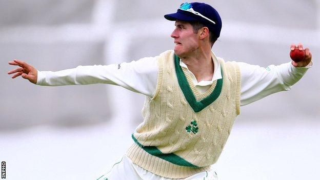 George Dockrell was released by Somerset last month