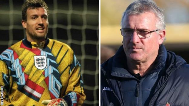 Former England goalkeeper Tim Flowers