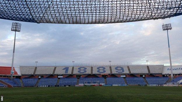 Recreativo de Huelva was founded in 1889
