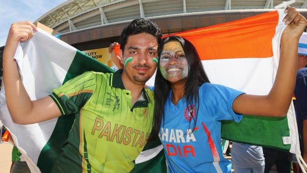 India v Pakistan: What World Cup match means to British Asians thumbnail