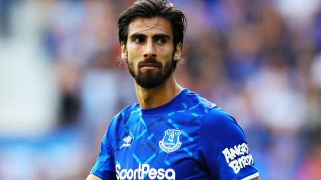 Andre Gomes: Everton midfielder to make comeback in practice match thumbnail