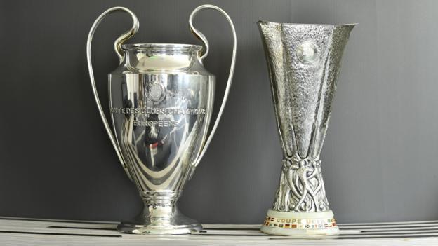 Coronavirus: Mini-tournament could decide Champions League and Europa League