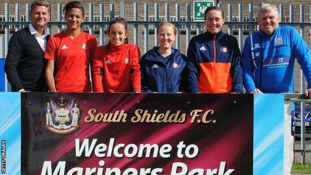Sunderland Ladies and South Shields on their new link-up
