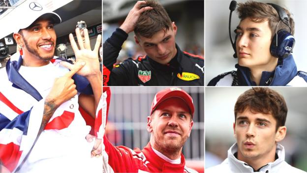 Formula 1 in 2019: The stories that could define the new season thumbnail