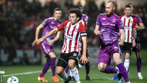 Barry McNamee and Chris Shields