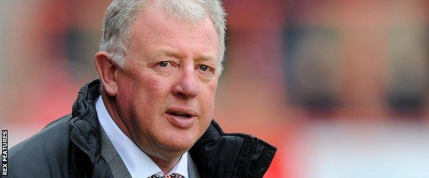 Exeter City chairman Julian Tagg