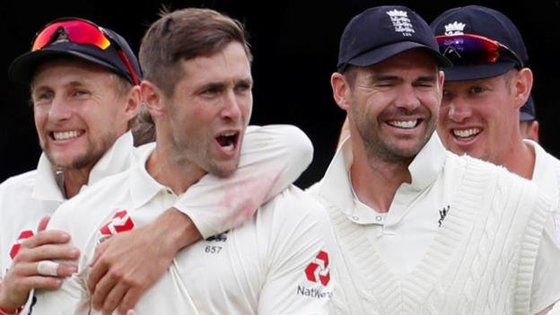 England vs. India: hosts win second test by innings and 159 runs