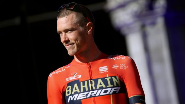 Tour de France 2019: Rohan Dennis abandonment leaves Bahrain-Merida 'confused'