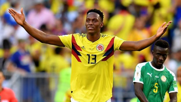 fa5e954706a World Cup 2018  Senegal 0-1 Colombia - BBC Sport