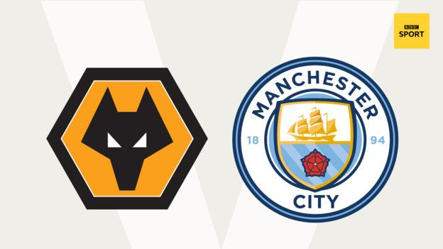 Wolves v Man City