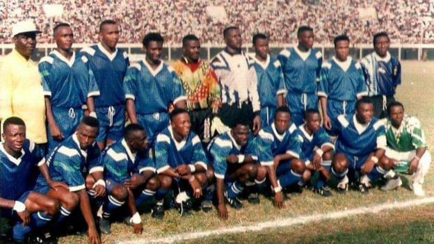 La squadra della Sierra Leone comprende i tre fratelli Callon