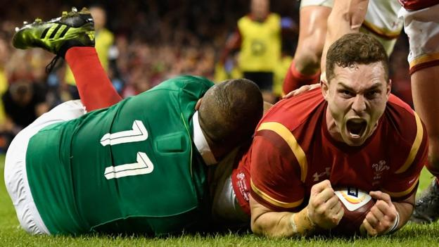 Six Nations: Ireland v Wales (Sat)