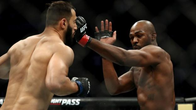 UFC 247: Jon Jones edges out Dominick Reyes to set new title fights record in Houston thumbnail