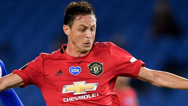 Nemanja Matic: Manchester United midfielder indicators new contract till 2023 thumbnail