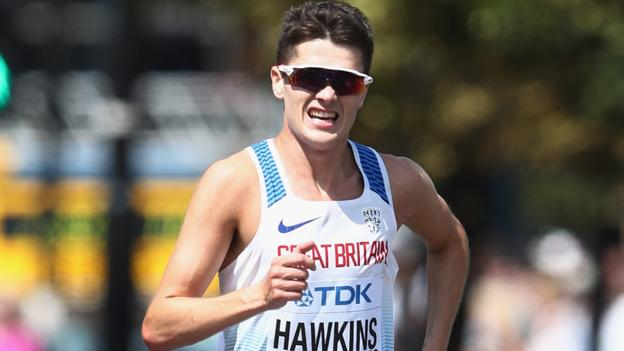 London Marathon: Callum Hawkins has 'point to prove' after Commonwealth Games collapse thumbnail