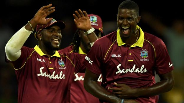 England in West Indies: Hosts claim dramatic 26-run victory thumbnail