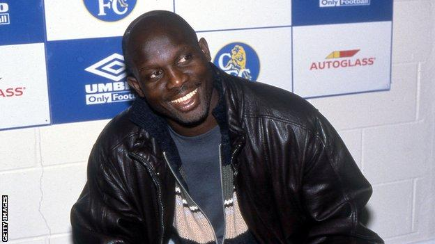 Man united news  football news  football transfer and rumours George Weah