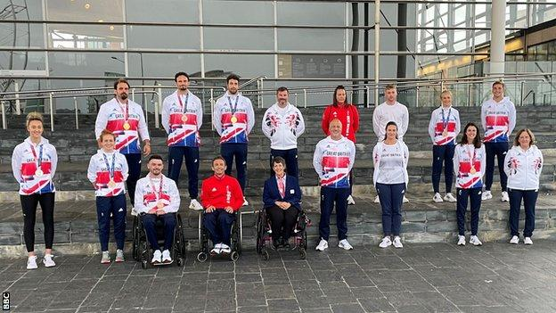 Welsh athletes won a total of 22 medals in Tokyo