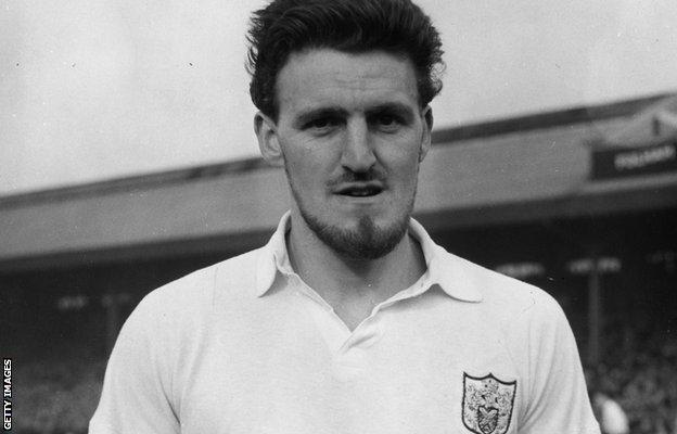 Football pioneer Jimmy Hill