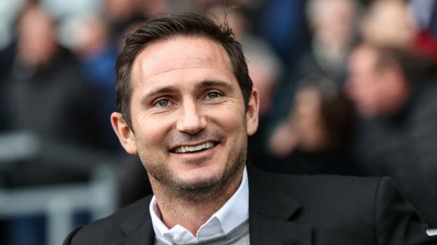 Frank Lampard: Derby manager excused from training for Chelsea talks thumbnail