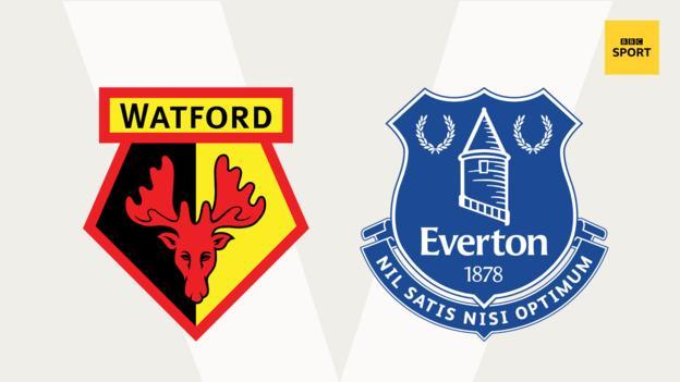 Watford v Everton